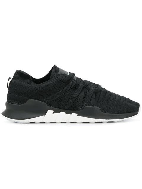 Adidas Originals Adidas Eqt Racing Adv Primeknit Sneakers - Black