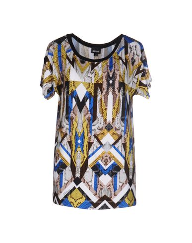 Just Cavalli T-shirts In Yellow