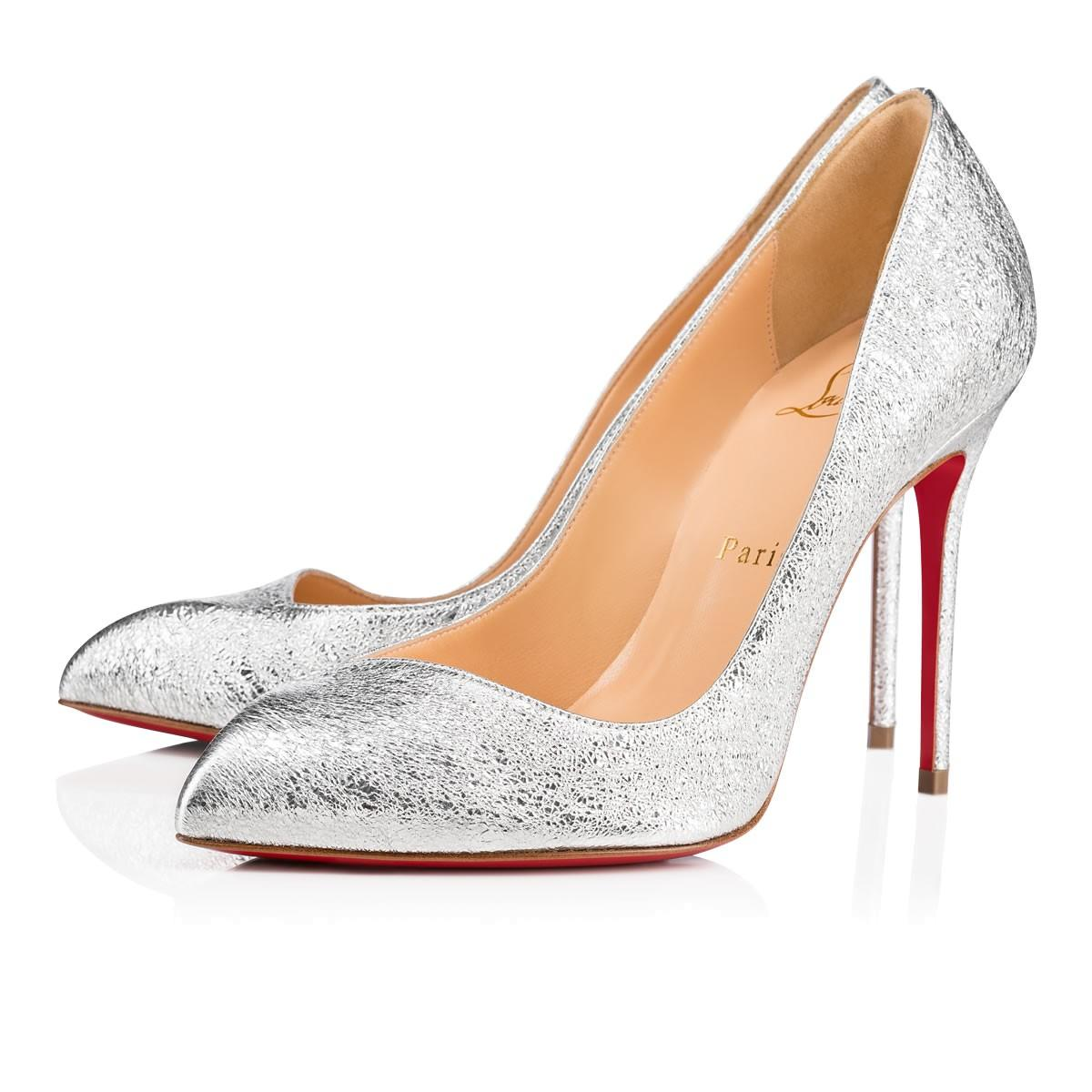 99d98c56ae67 Christian Louboutin Corneille In Silver