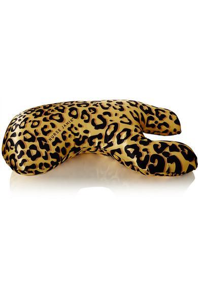 Nurse Jamie Beauty Bear Age Delay Pillow Leopard In
