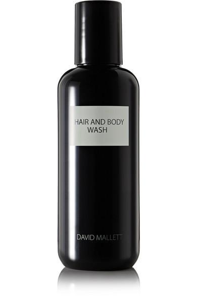 David Mallett Hair & Body Wash, 250ml In Colorless