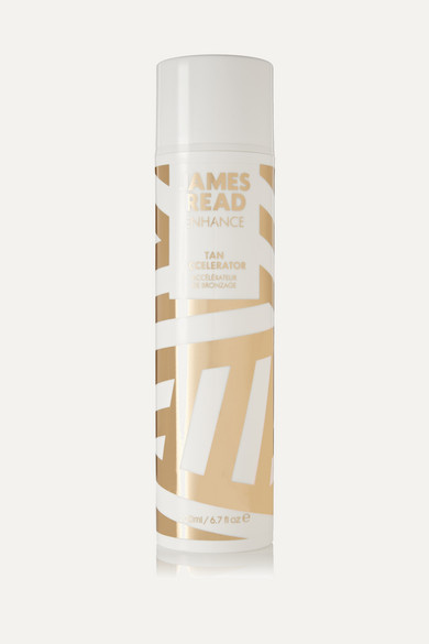 James Read Tan Accelerator, 200ml - One Size In Colorless