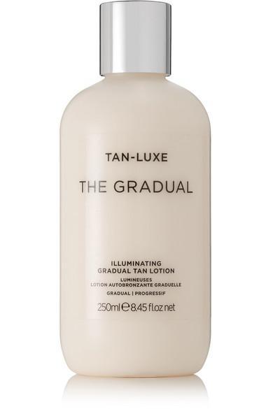 Tan-luxe The Gradual Illuminating Gradual Tan Lotion, 250ml In Colorless