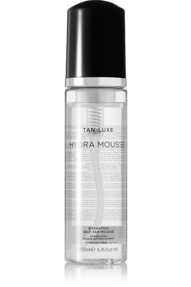 Tan-luxe Hydra-mousse Hydrating Self-tan Mousse - Light/medium, 200ml In Colorless
