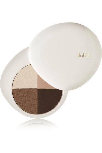 Lilah B. Palette Perfection Eye Quad - B.stunning In Beige