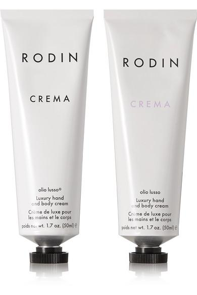 Rodin Luxury Hand And Body Cream Duo In Colorless