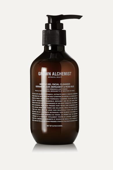Grown Alchemist Gentle Gel Facial Cleanser, 200ml In Colorless