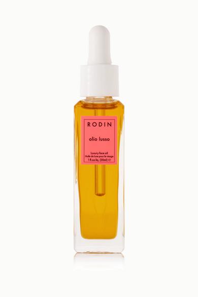 Rodin Luxury Face Oil - Geranium & Orange Blossom, 30ml In Colorless