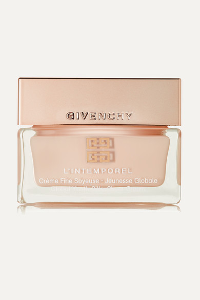 Givenchy L'intemporel Full Size Global Youth Silky Sheer Cream Set In Colorless