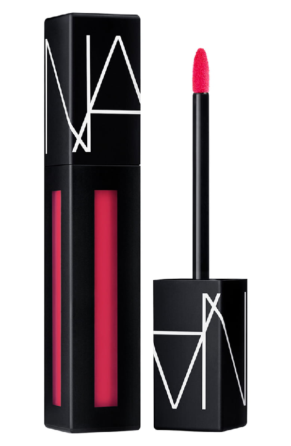 Nars Powermatte Lip Pigment Get Up Stand Up 0.18 oz/ 5.5 ml In Pink