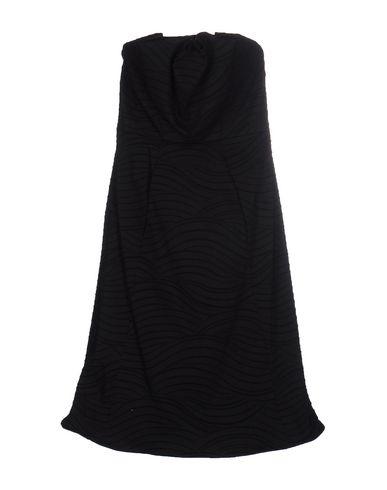 Giorgio Armani Evening Dress In Black