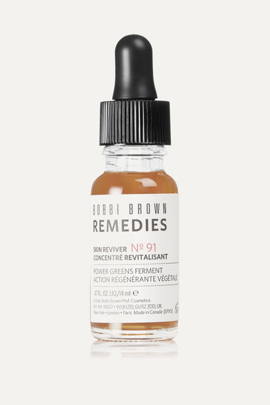 Bobbi Brown Skin Reviver No. 91 Power Greens Ferment, Remedies Collection In Colorless