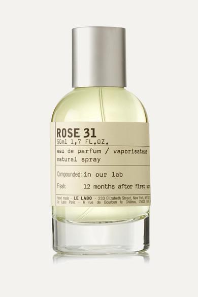 Le Labo Eau De Parfum - Rose 31, 50Ml In Colorless