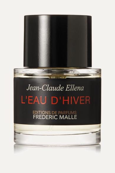 Frederic Malle L'eau D'hiver Eau De Toilette - White Heliotrope & Iris, 50ml In Colorless