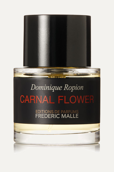 Frederic Malle Carnal Flower Eau De Parfum - Green Notes & Tuberose Absolute, 50ml In Colorless