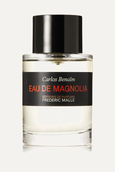 Frederic Malle Magnolia Eau De Toilette - Magnolia Grandiflora & Haitian Vetiver, 100ml In Colorless