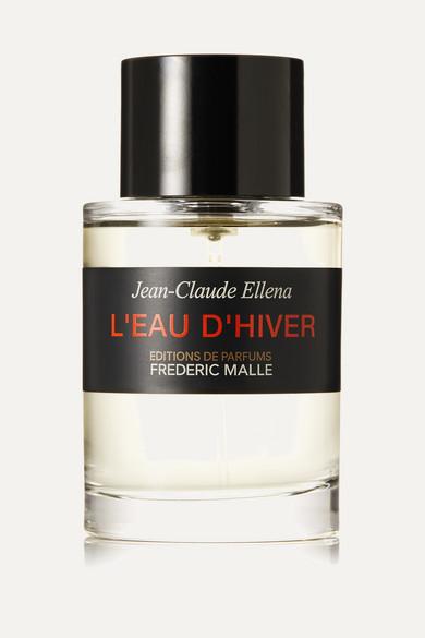Frederic Malle L'eau D'hiver Eau De Toilette - White Heliotrope & Iris, 100ml In Colorless