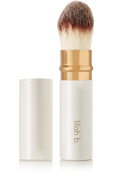 Lilah B. Retractable Foundation Brush - Colorless