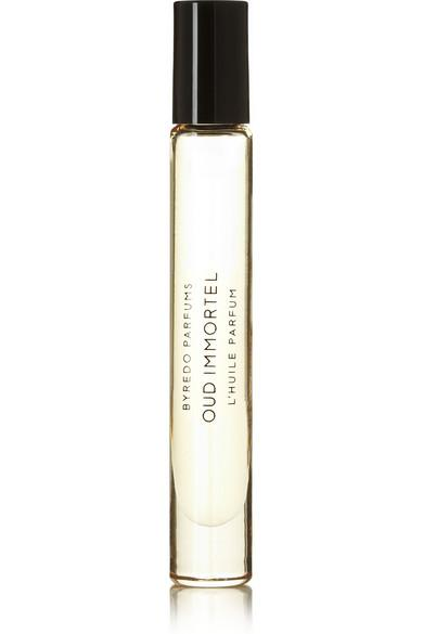 Oud Immortel Perfumed Oil Roll-On - Limoncello & Incense, 7 5Ml in Colorless
