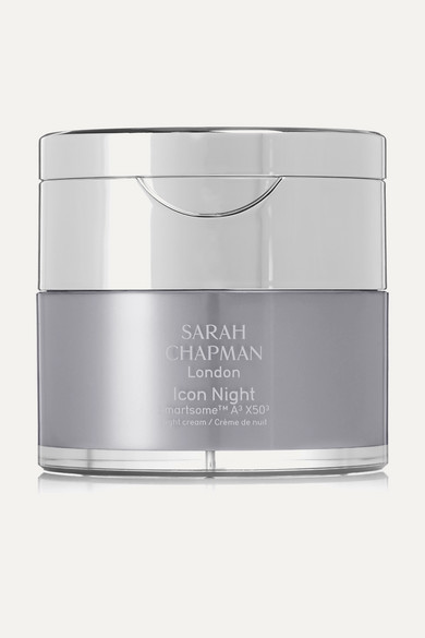 Sarah Chapman Icon Night Smartsome A³ X50³ Night Cream, 30ml In Colorless