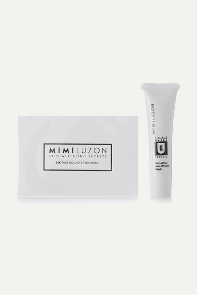 Mimi Luzon 24k Pure Gold Eye Treatment In Colorless