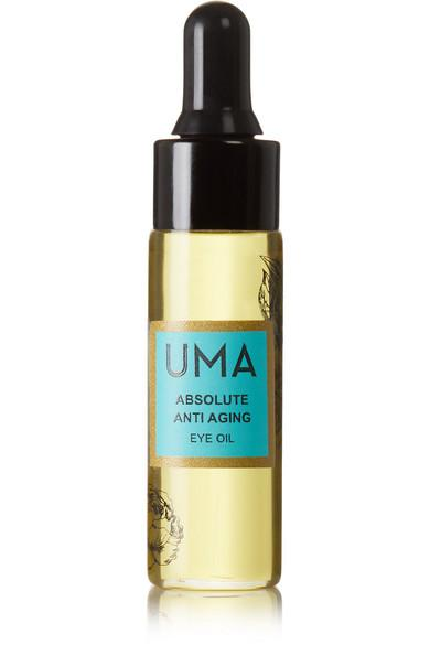 Uma Oils Net Sustain Absolute Anti-aging Eye Oil, 15ml In Colorless