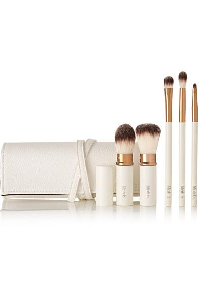 Lilah B. Let's Face It Brush Set - One Size In Colorless