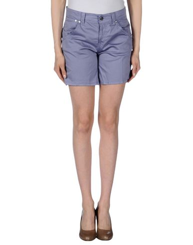 Dondup Shorts In Lilac