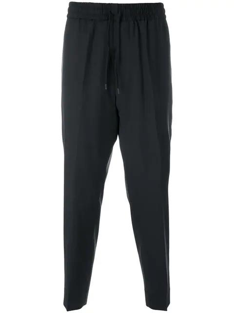 Etudes Studio Etudes Black Jalousie Trousers