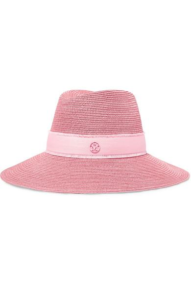 aefb50550 Kate Straw Hat in Pink
