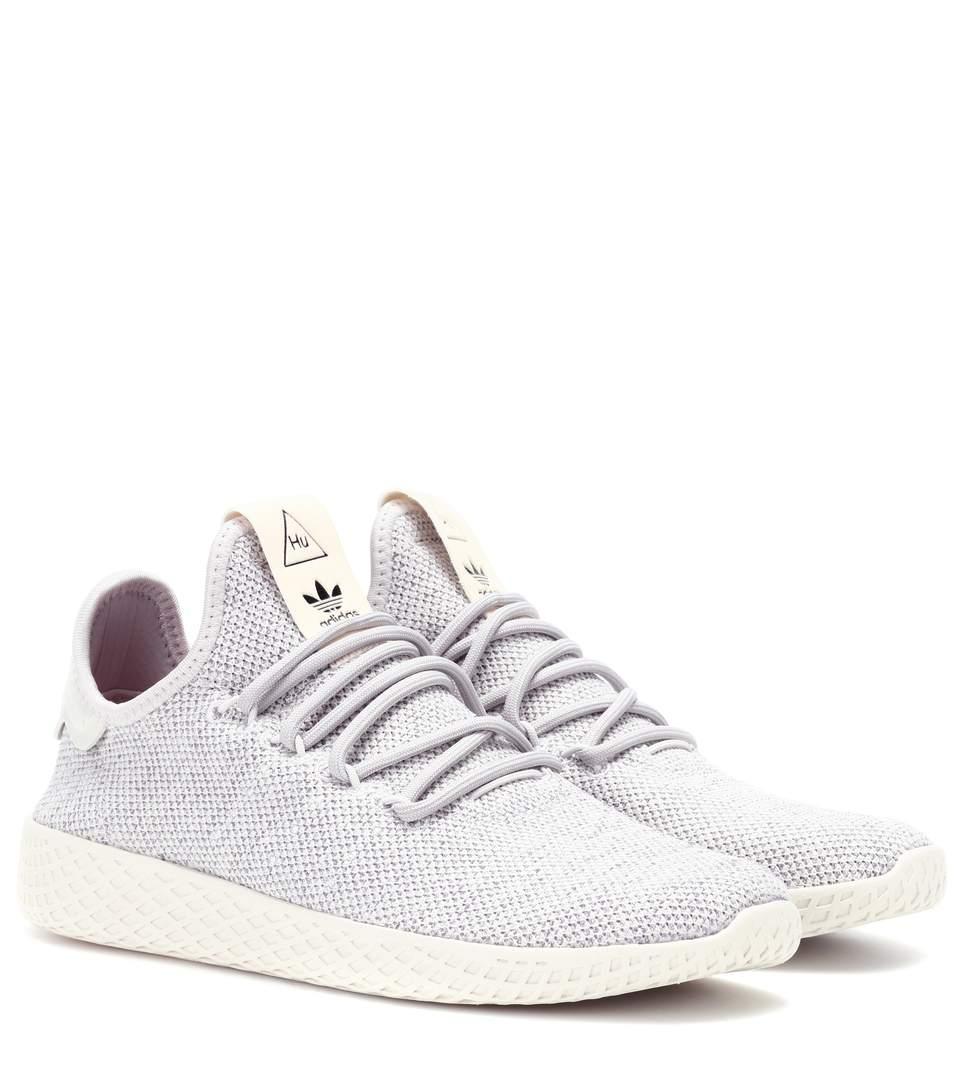 b0f3ff61f Adidas Originals X Pharrell Williams Pharrell Williams Tennis Hu Sneakers  In Female
