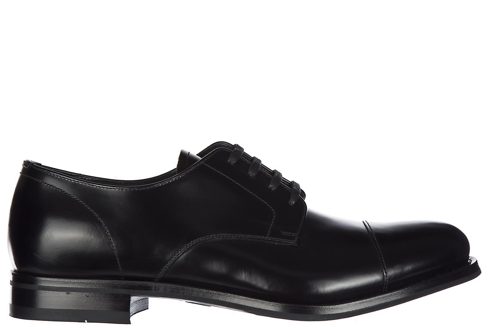 competitive price 15f84 993f8 Herrenschuhe Leder Herren Business Schuhe Schnürschuhe Derby Rois in Black