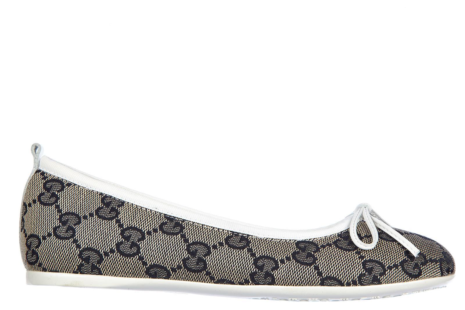 gute Textur tolle Passform Qualität und Quantität zugesichert Gucci Ballet Flats Ballerinas Babyschuhe Baby Kinder Schuhe ...