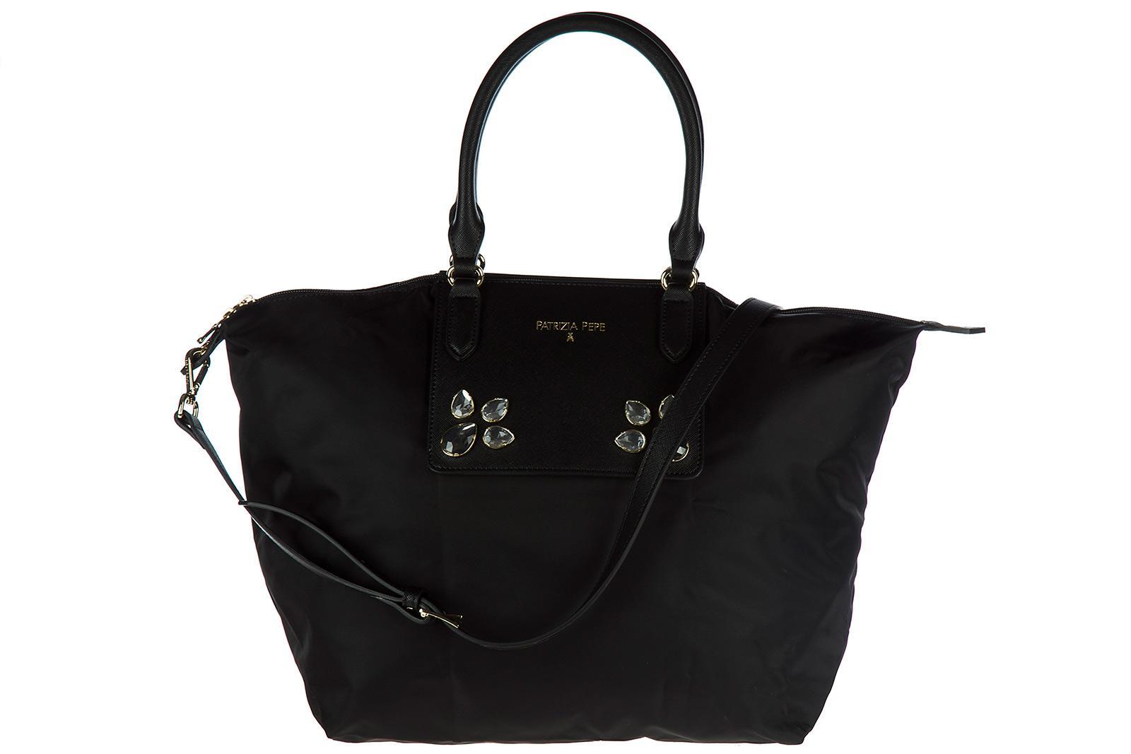 Handtasche Damen Tasche Damenhandtasche Bag In Black