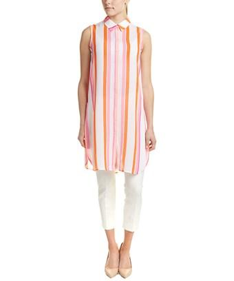 Vince Camuto Two By  Shirtdress In Orange