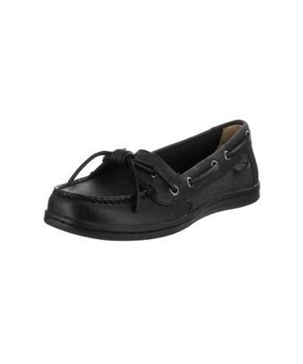 3305e73439010 Sperry Top-Sider Women's Barrelfish Boat Shoe in Black
