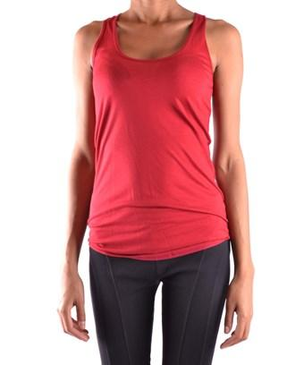 Givenchy Women's  Red Viscose Tank Top