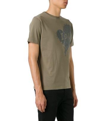 Vivienne Westwood Men's  Green Cotton T-Shirt