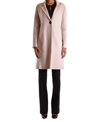Pinko Women's  Grey Wool Coat