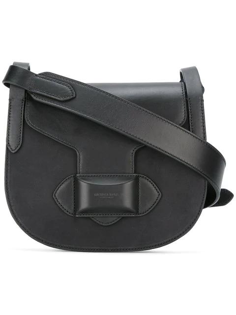 87f934070377 Michael Kors 'Small Daria' Leather Crossbody Bag In Black   ModeSens