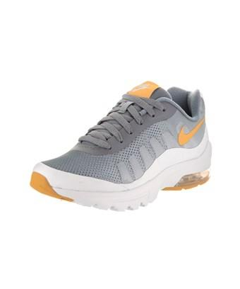 0730faab1a Nike Women's Air Max Invigor Print Running Shoe In Cool Grey/Gold Dart