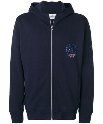 Vivienne Westwood Men's  Blue Cotton Sweatshirt