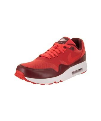Nike Men's Air Max Ultra 2.0 Essential Running Shoe In Track Red/Track Red/Team Red