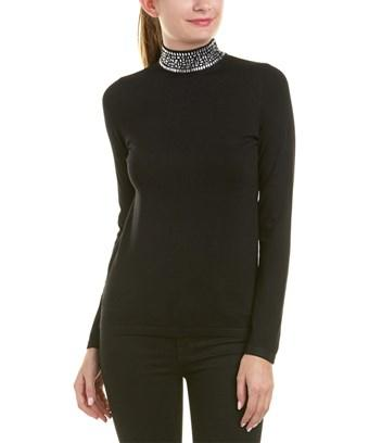 Love Token Vivienne Sweater In Black