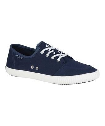 Canvas Sayel Top Sider Sneaker In Sperry Women's Splash Navy ZiuOXPwkT