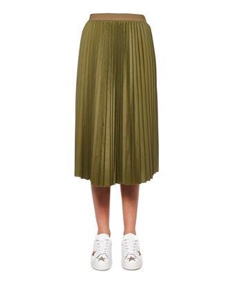 Pinko Pleated Skirt ¿Joandra¿ In Green