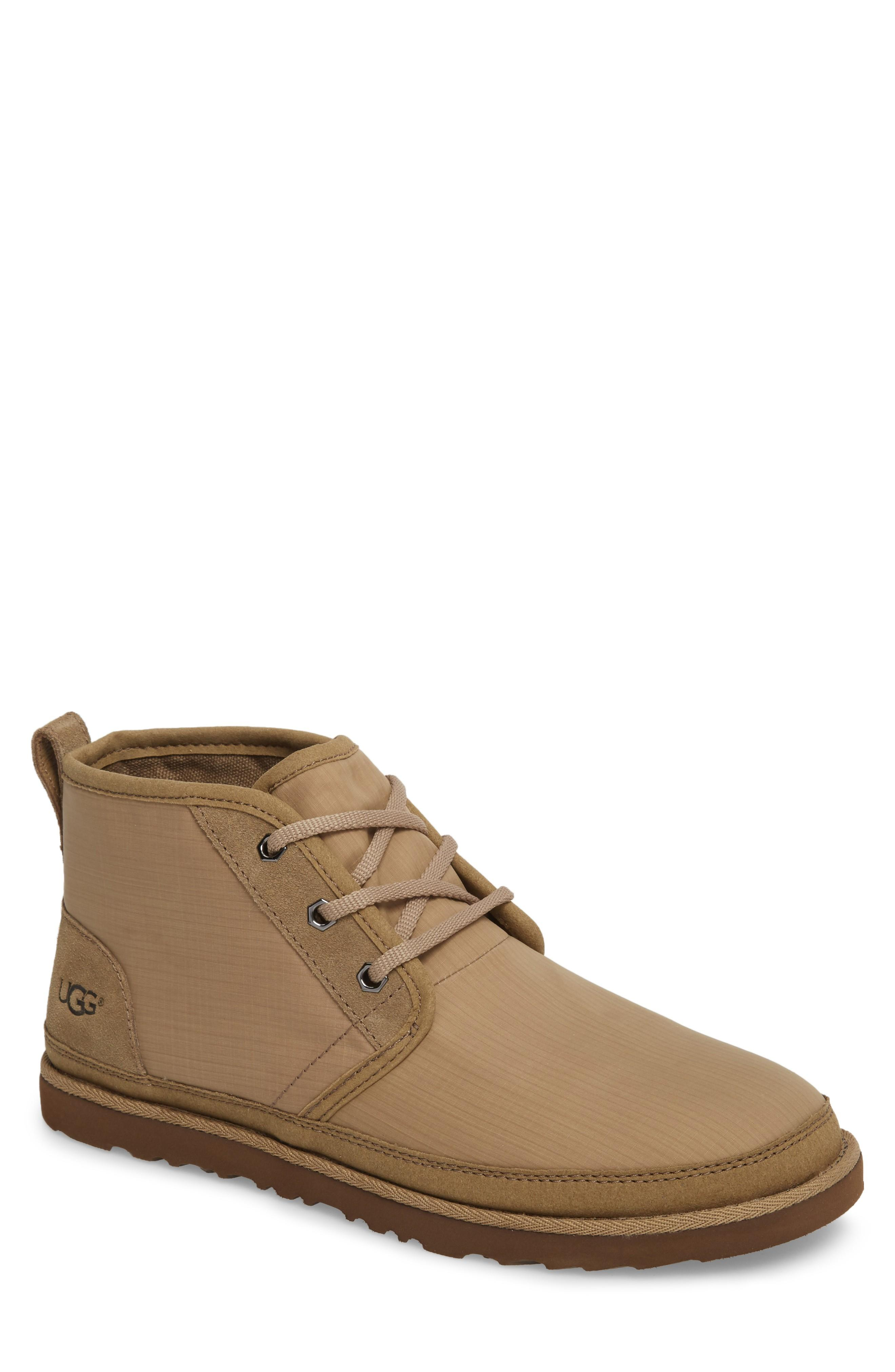 5f0af07dee8 Ugg Neumel Ripstop Chukka Boot In Antilope Leather | ModeSens