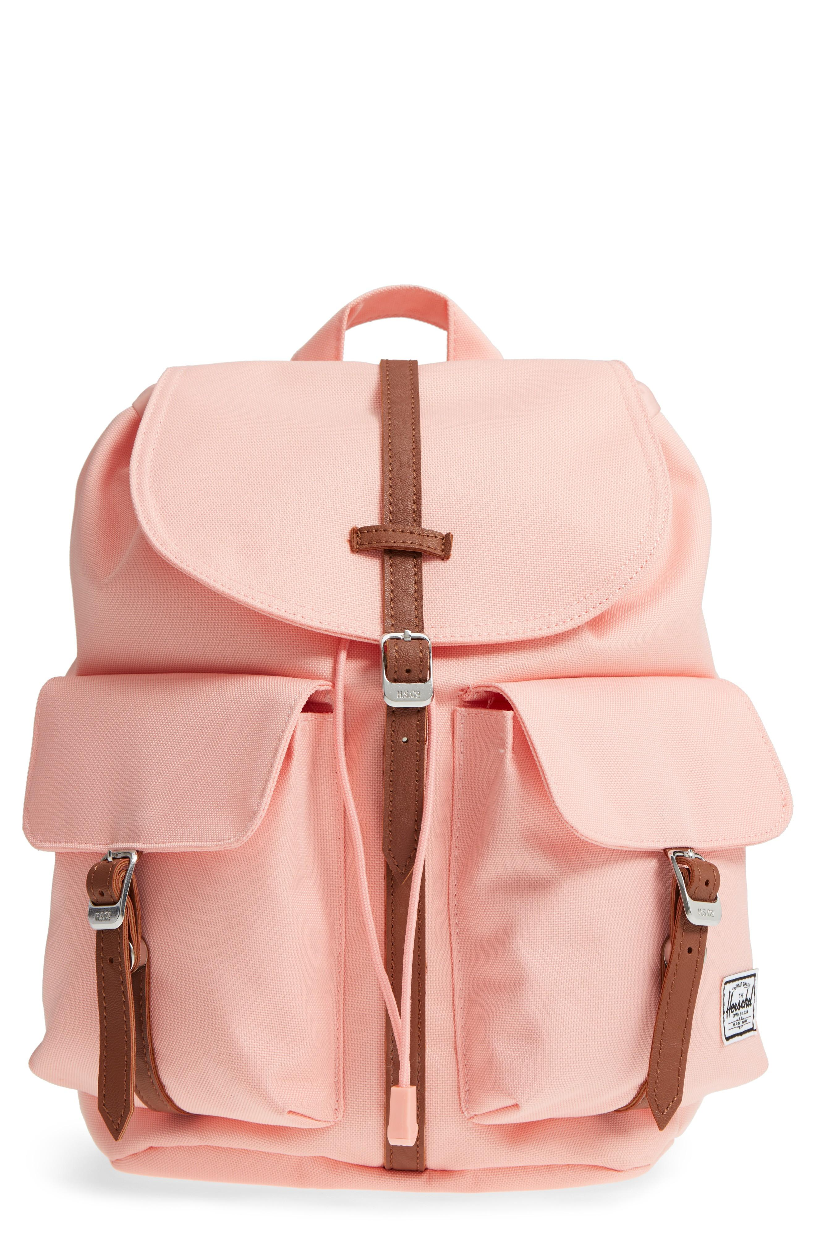 80fa5065706 Herschel Supply Co. X-Small Dawson Backpack - Pink In Peach