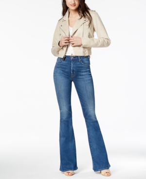 ce8a48fccfc Hudson Holly High Waist Flare Jeans In Rogue   ModeSens
