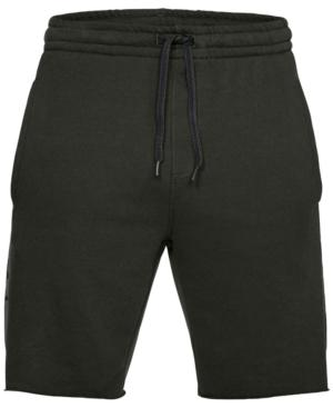 """Under Armour Men's Ez Knit 10"""" Shorts In Olive Green"""